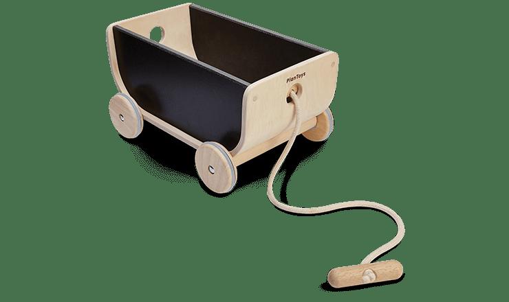 Plan Toys 5803 Delivery V/élo Bois