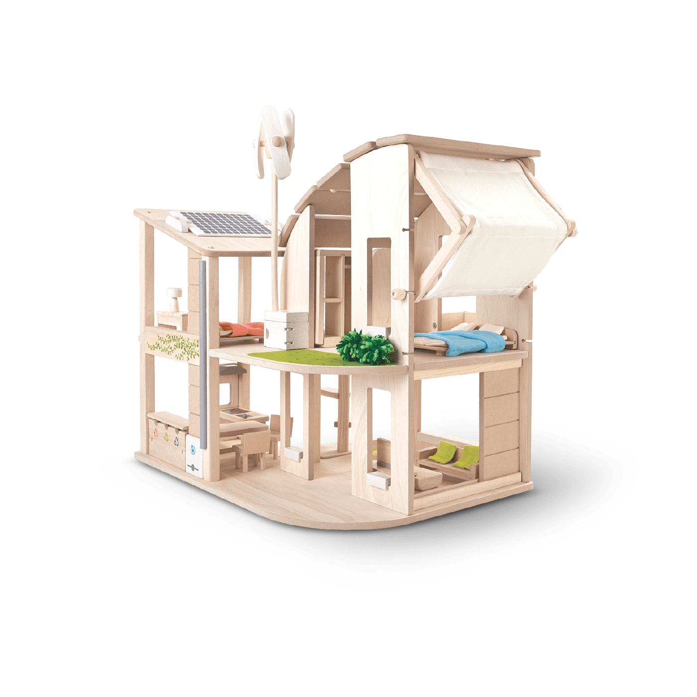 7156_PlanToys_GREEN_DOLLHOUSE_WITH_FURNITURE_Pretend_Play_Imagination_Coordination_Language_and_Communications_Social_Fine_Motor_3yrs_Wooden_toys_Education_toys_Safety_Toys_Non-toxic_0.png